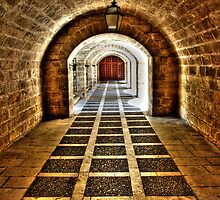 Passage, La Seu by John Edwards