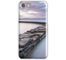 Dividing Line iPhone Case/Skin