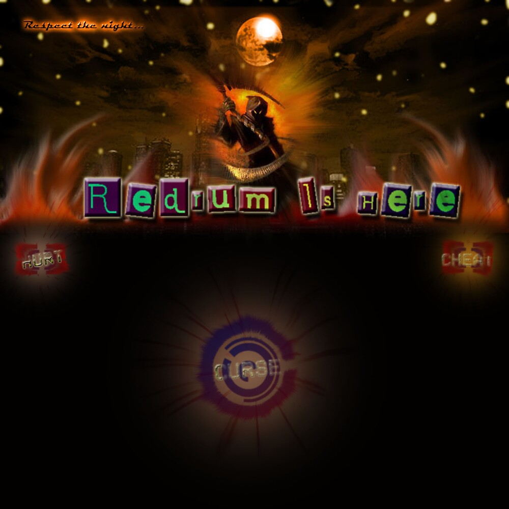 Redrum by Kevinkian91