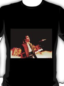 Adam Ant - Prince Charming (Digital Painting) T-Shirt