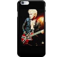 Billy Idol - Digital Painting iPhone Case/Skin