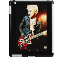 Billy Idol - Digital Painting iPad Case/Skin