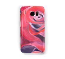 Rose Red Valentine Heart Samsung Galaxy Case/Skin