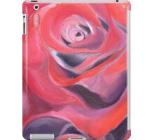 Rose Red Valentine Heart iPad Case/Skin