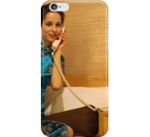 Room Service iPhone Case/Skin