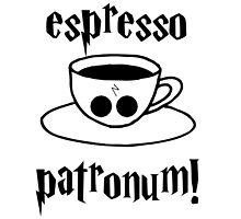 Espresso patronum! by Jessica Whitehead