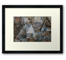 James Turner Pioneer of Augusta Framed Print