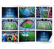 Champions League 2012 Poster