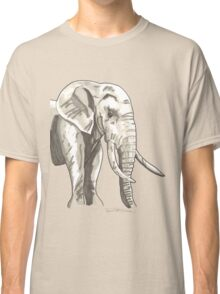 Spirit of Elephant - Shamanic Art Classic T-Shirt