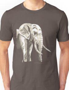 Spirit of Elephant - Shamanic Art Unisex T-Shirt