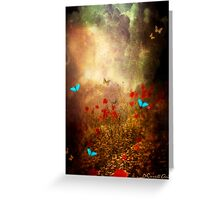 Spring is heading North... Greeting Card