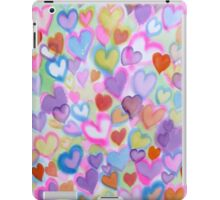 Spring Convention of Hearts iPad Case/Skin