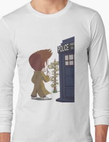 A Doctor's Decision Long Sleeve T-Shirt