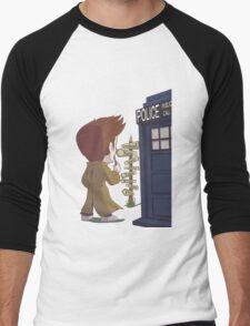 A Doctor's Decision Men's Baseball ¾ T-Shirt