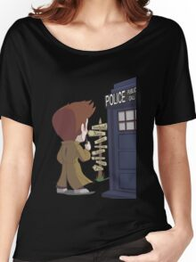A Doctor's Decision Women's Relaxed Fit T-Shirt
