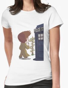 A Doctor's Decision Womens Fitted T-Shirt