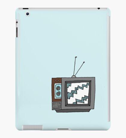 Retro Television iPad Case/Skin