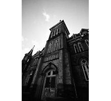 Alma College - Alma Dreams Torn Asunder Photographic Print