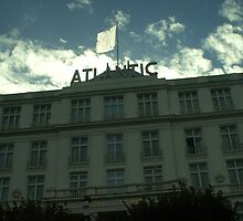 Hamburg's Famous Hotel Atlantic by Malcolm Snook