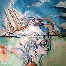 Fantaisie une perruque liquide? by John Dicandia  ( JinnDoW )