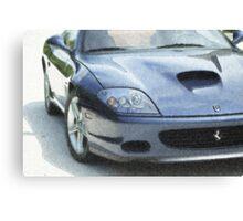 Ferrari Maranello Canvas Print
