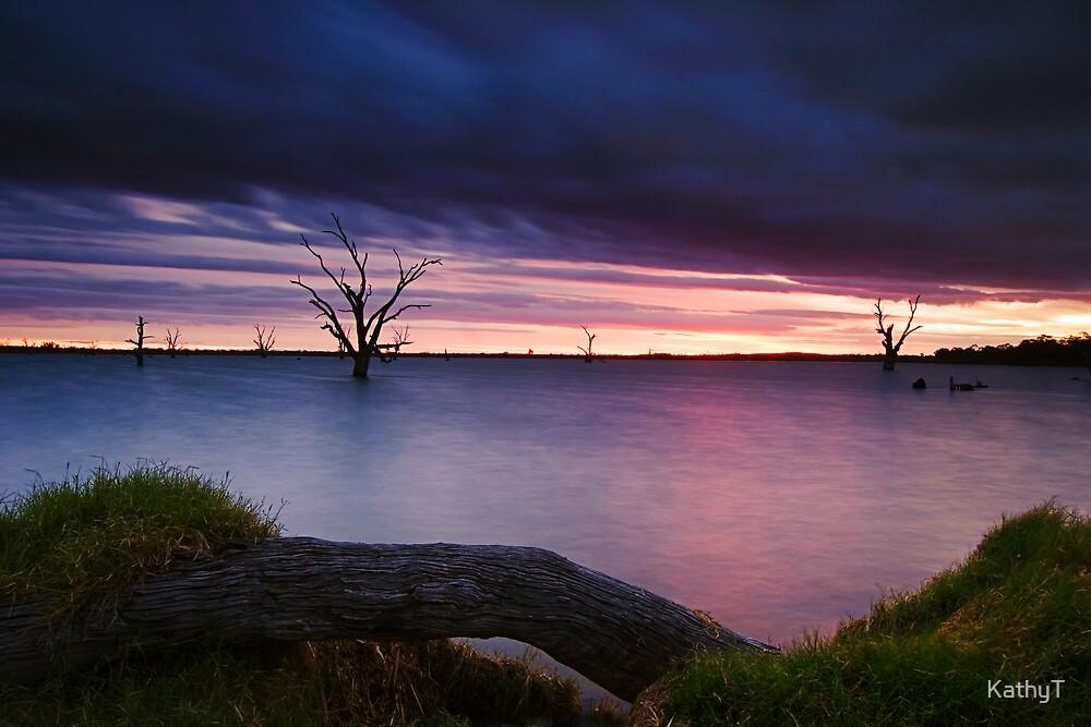 Loch Luna Sunset by KathyT