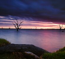 Loch Luna Sunset by KathyT
