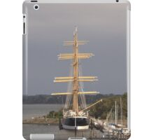 Tall Ship Passat iPad Case/Skin