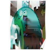 Bit Monster Poster