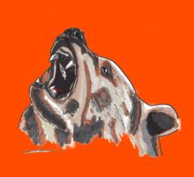 Spirit of Bear - Shamanic Art by Iank-as14