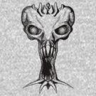 Alien Skull by Neoran