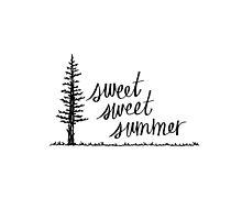 Sweet, Sweet Summer by Liana Spiro