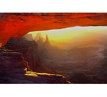 Mesa Arch Photographic Print