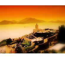 Hong Kong Ocean World Photographic Print