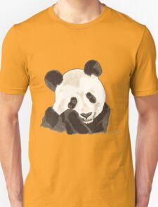 Spirit of Panda - Shamanic Art T-Shirt