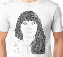 Zooey  Unisex T-Shirt