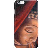 Veiled Buddha 1 iPhone Case/Skin