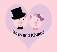 Hogs and Kisses! by Eggtooth