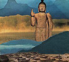 Excavating Peace -  by lapisyoga