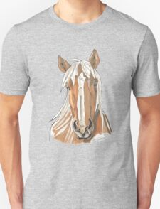 Spirit of Horse - Shamanic Art Unisex T-Shirt