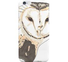Spirit of Owl - Shamanic Art iPhone Case/Skin