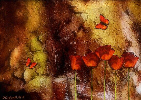 Amapolas by Daniela M. Casalla