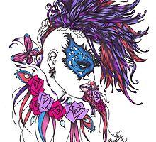 Butterfly by Lynette K.