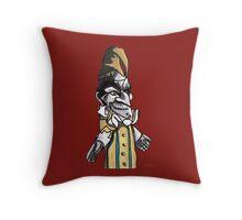 Mr Punch Throw Pillow