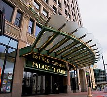 Palace Theater by MClementReilly