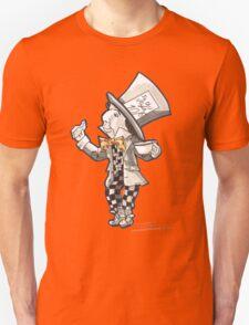 The Mad Hatter - Alice in Wonderland T-Shirt