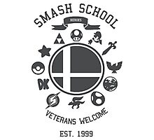 Smash School - Smash Veteran Photographic Print