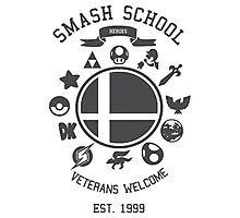 Smash School - Smash Veteran Photographic Print