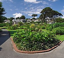 Queen Mary Gardens, Falmouth by Rod Johnson