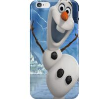 Olaf from Frozen iPhone Case/Skin
